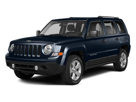 2014_Jeep_Patriot_Latitude_ Salisbury MD