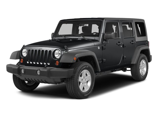 2014 Jeep Wrangler Unlimited Sport Rochester NH