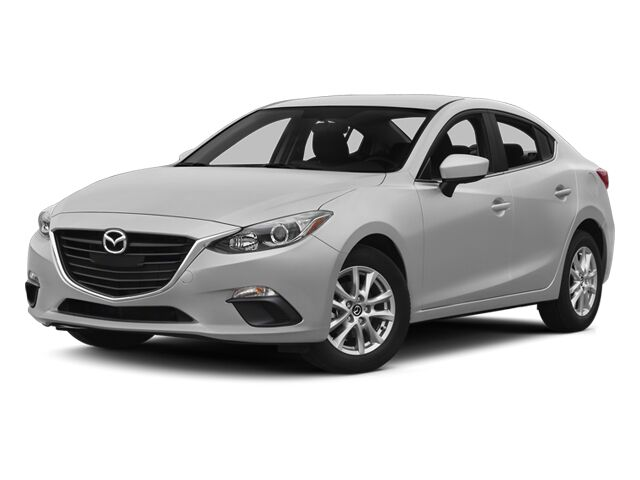 2014 Mazda MAZDA3 i Grand Touring MT 4-Door San Antonio TX