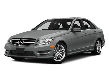 2014_Mercedes-Benz_C-Class__ Scranton PA