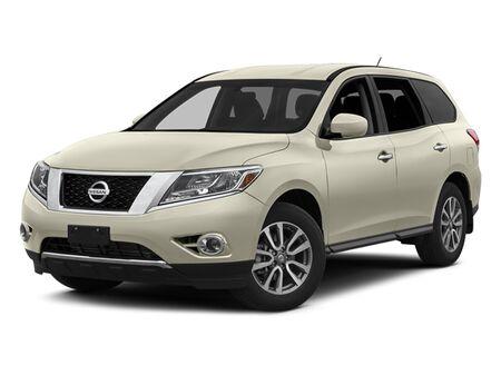 2014_Nissan_Pathfinder_SL_ Salisbury MD