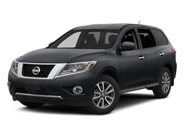 2014 Nissan Pathfinder SV Rochester NH