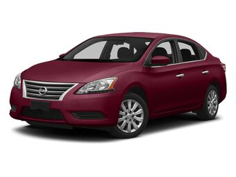2014_Nissan_Sentra_SR_ Richmond KY