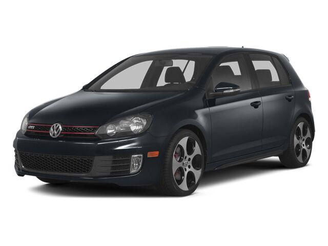 2014 Volkswagen GTI Wolfsburg Edition Everett WA