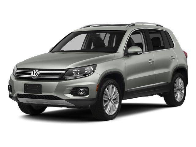 2014 Volkswagen Tiguan SEL Everett WA