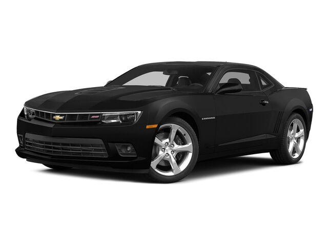 2015_Chevrolet_Camaro_SS_ Elko NV