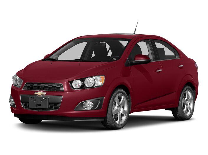 2015 Chevrolet Sonic LT Bozeman MT