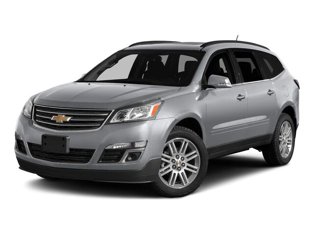 2015_Chevrolet_Traverse_LT_ Elko NV