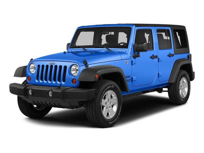 2015 Jeep Wrangler Unlimited 4WD 4dr Rubicon Conroe TX
