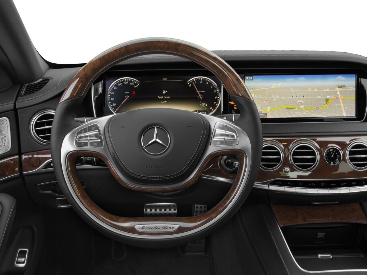 2015 Mercedes-Benz S-Class S 550 Seattle WA