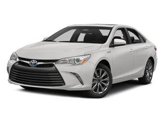2015_Toyota_Camry Hybrid_LE_ Richmond KY