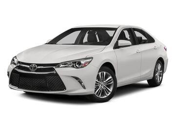 2015_Toyota_Camry_LE_ Santa Rosa CA