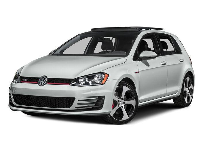 2015 Volkswagen Golf GTI 2.0T SE Everett WA