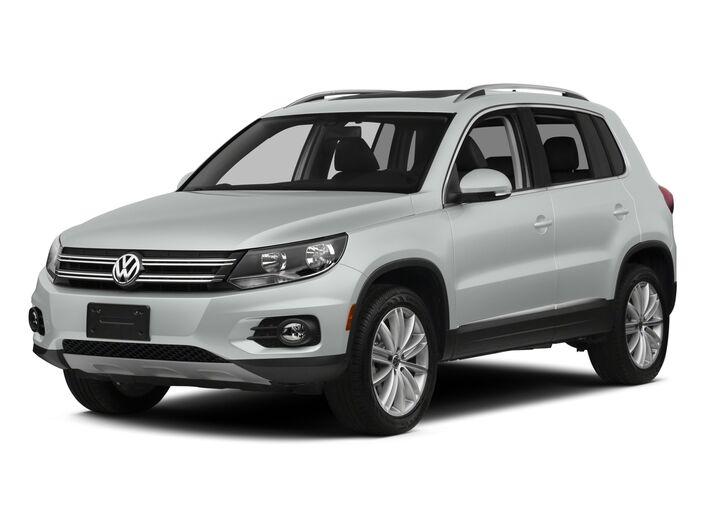 2015 Volkswagen Tiguan SUV Brookfield WI
