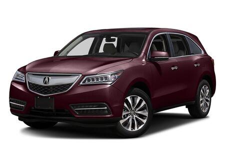2016_Acura_MDX_3.5L AWD ** Pohanka Certified 10 Year / 100,000  **_ Salisbury MD
