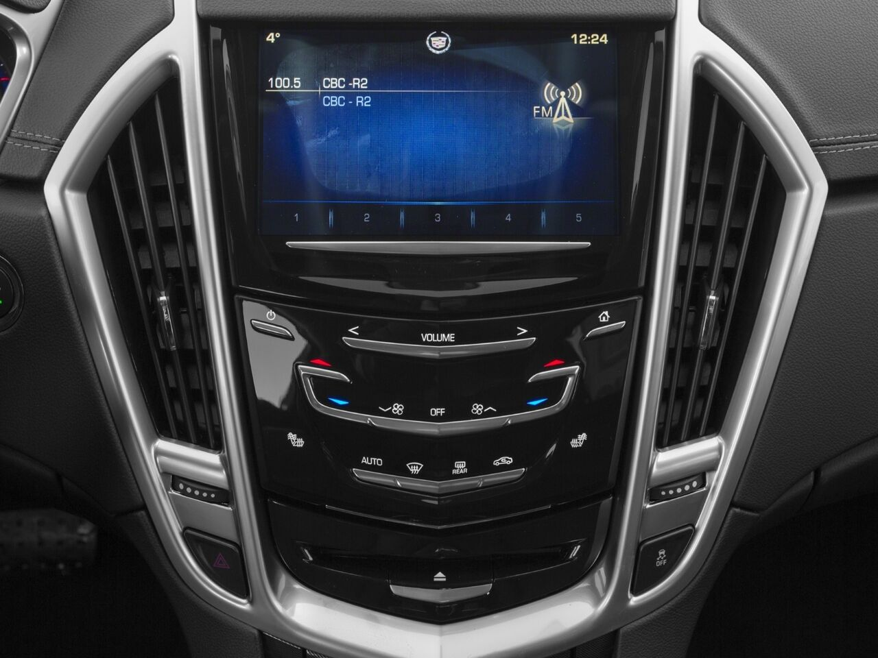 2016 Cadillac SRX Performance Collection Gainesville TX