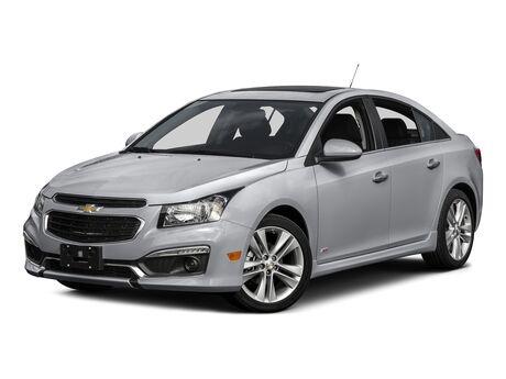2016 Chevrolet Cruze Limited 4DR SDN AUTO LT W/1LT Yakima WA