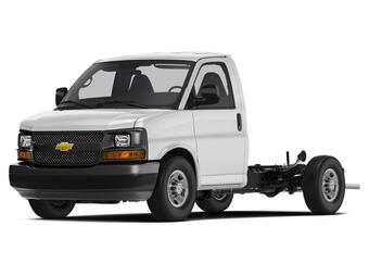 2016_Chevrolet_Express 3500_Work Van_ Richmond KY