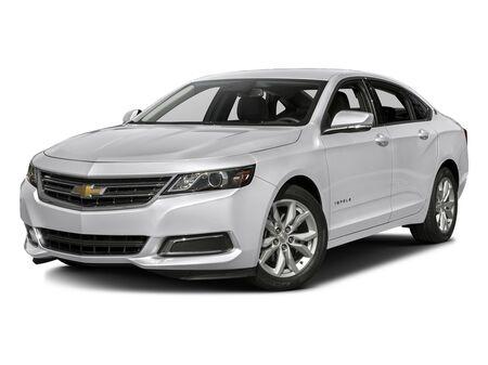 2016_Chevrolet_Impala_LT_ Salisbury MD