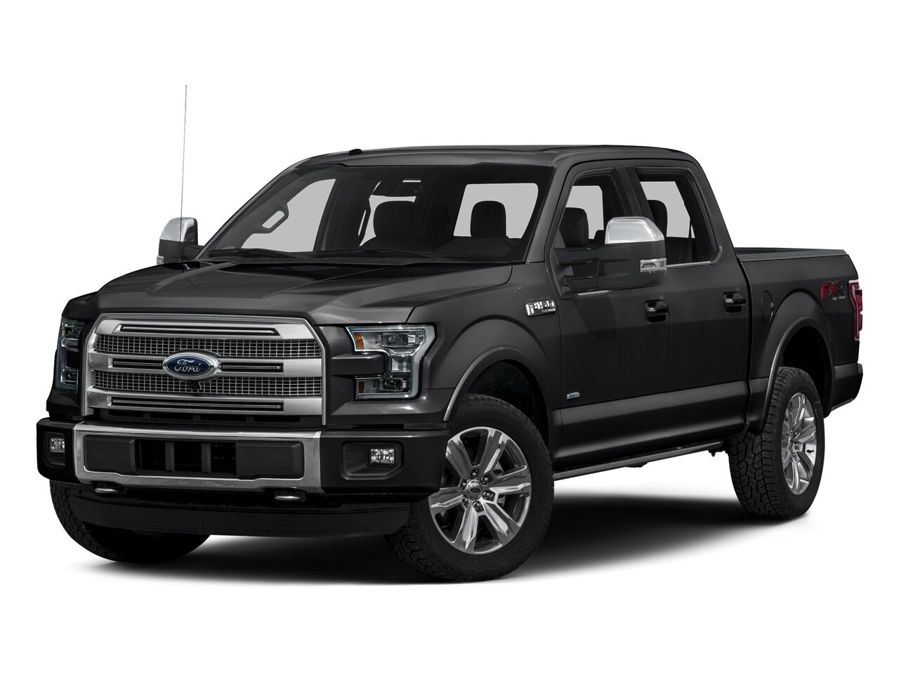2016 Ford F-150 Platinum Knoxville TN