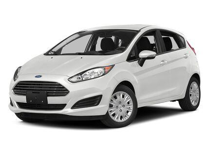 2016_Ford_Fiesta_SE_ Scranton PA