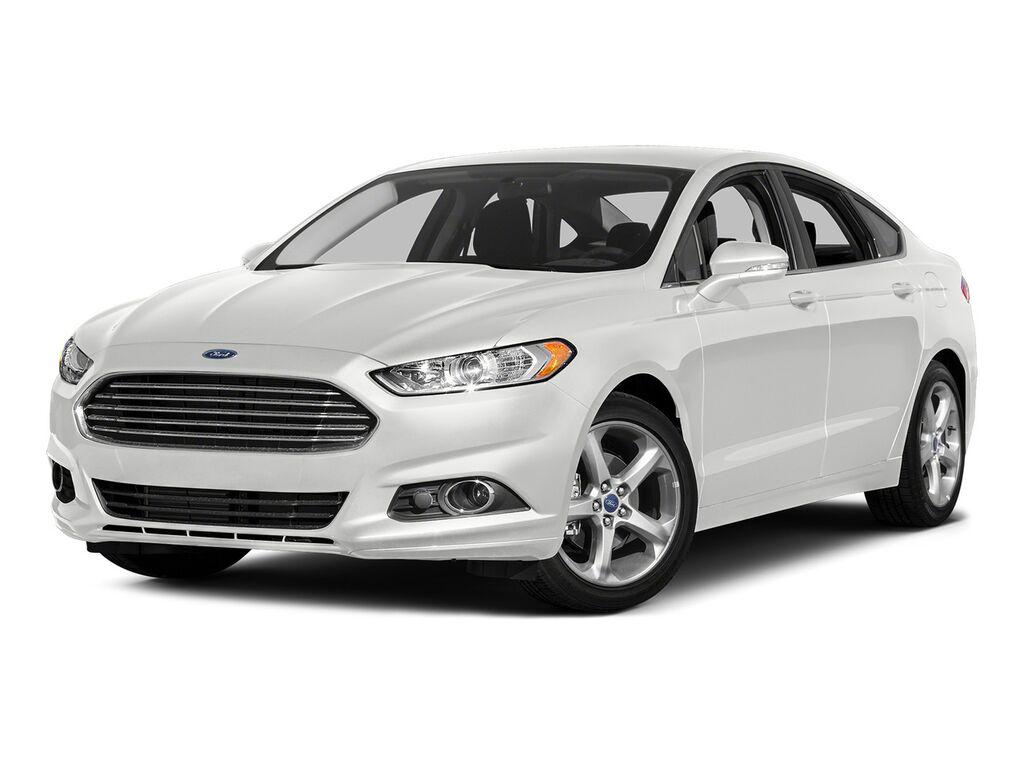 2016 Ford Fusion S Kansas City MO