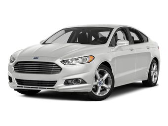 2016_Ford_Fusion_SE_ Richmond KY