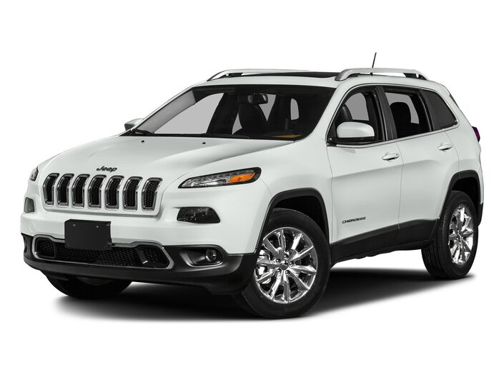 2016 Jeep Cherokee 4WD 4DR LIMITED Brookfield WI