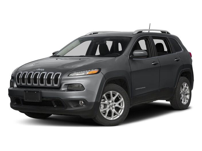 2016 Jeep Cherokee Latitude FWD Salinas CA
