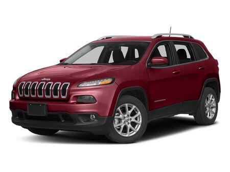 2016_Jeep_Cherokee_Latitude_ Salisbury MD