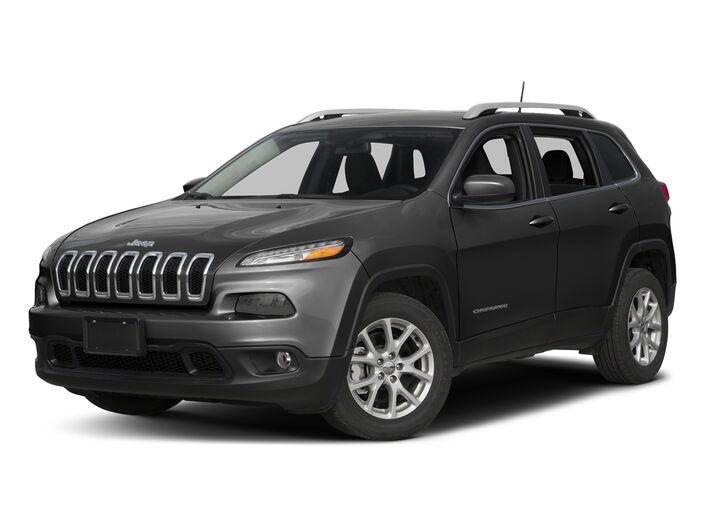 2016 Jeep Cherokee SUV Brookfield WI
