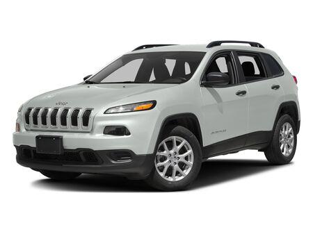 2016_Jeep_Cherokee_Sport_ Salisbury MD