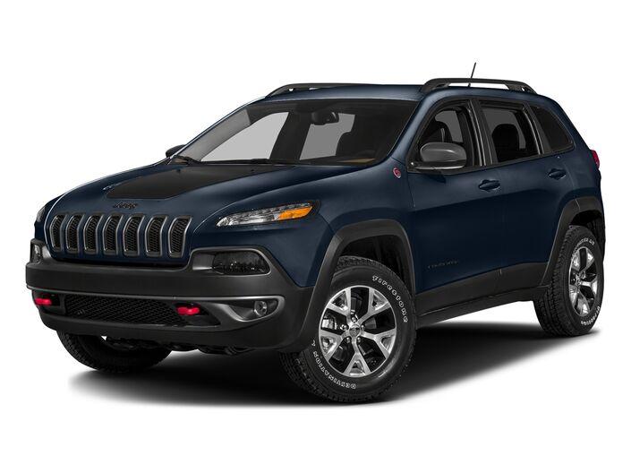 2016 Jeep Cherokee Trailhawk Lexington KY