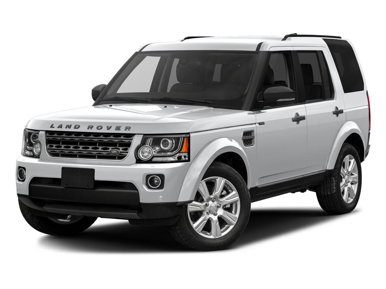 2016_Land Rover_LR4__ Houston TX
