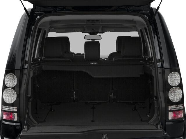 2016 Land Rover LR4 HSE Mission KS