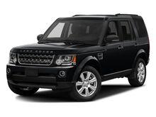 2016_Land Rover_LR4_HSE_ Mission KS