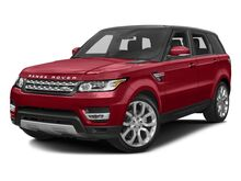 2016_Land Rover_Range Rover Sport_3.0L V6 Supercharged HSE_ Mission KS