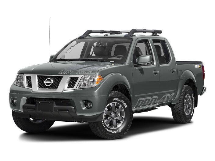 2016 Nissan Frontier PRO-4X Dayton OH