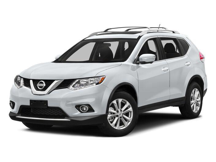 2016 Nissan Rogue  Calgary AB