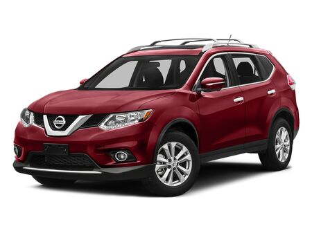 2016_Nissan_Rogue_SV AWD_ Salisbury MD