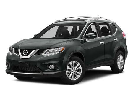 2016_Nissan_Rogue_SV_ Salisbury MD