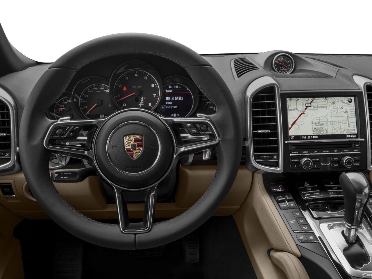 2016 Porsche Cayenne Base Colorado Springs CO