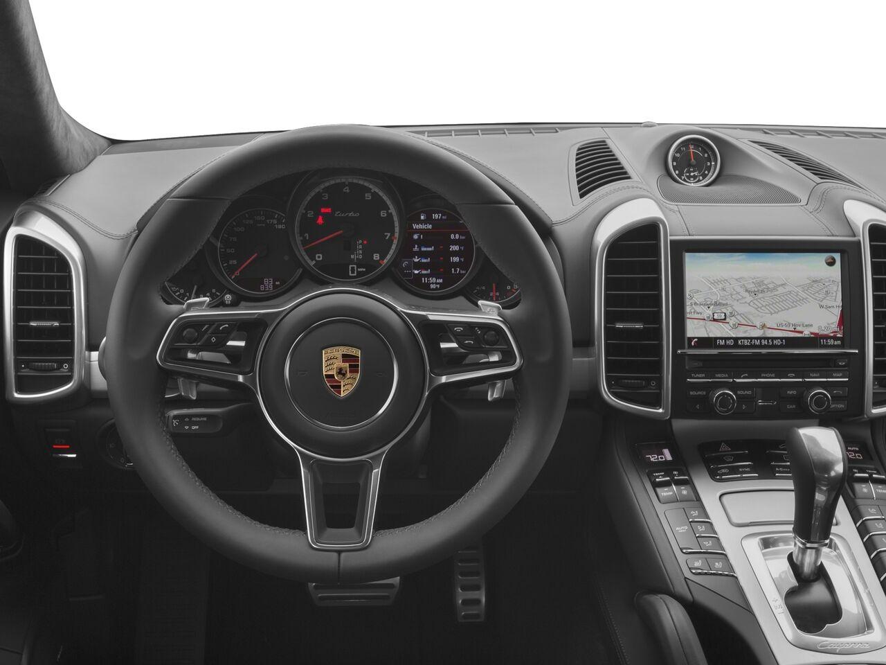2016 Porsche Cayenne Turbo S Colorado Springs CO