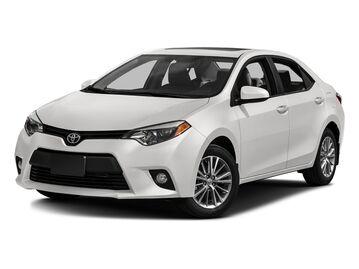 2016_Toyota_Corolla_LE_ Santa Rosa CA