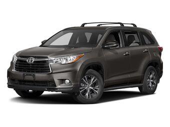2016_Toyota_Highlander_XLE V6_ Richmond KY
