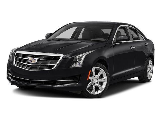 2017_Cadillac_ATS Sedan_Luxury AWD_ Elko NV