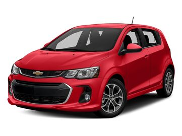 2017_Chevrolet_Sonic_LT_ Richmond KY