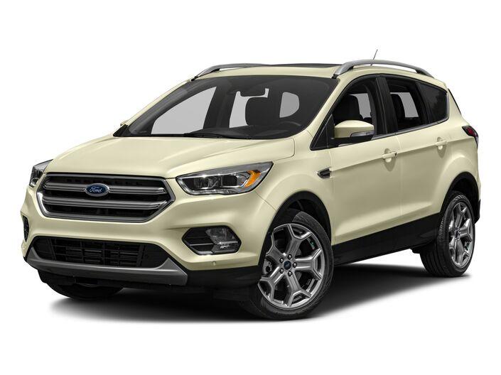 2017 Ford Escape Titanium Lima OH