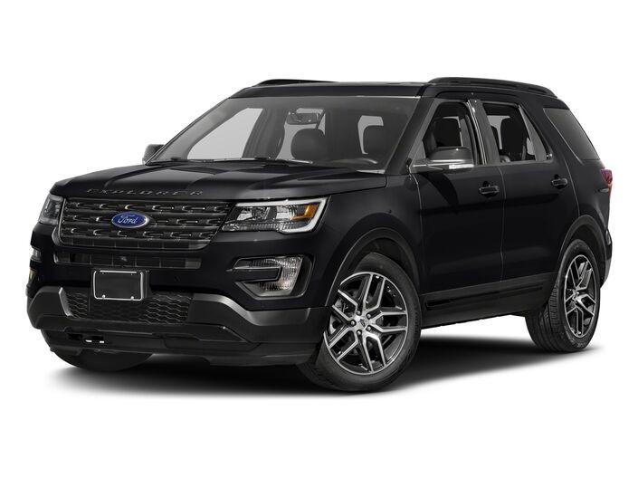 2017 Ford Explorer Sport 4WD Salinas CA