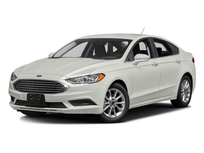 2017 Ford Fusion SE Santa Rosa CA